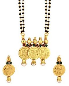 andhra style mangalsutra Gold Necklace, Jewelry, Style, Fashion, Swag, Moda, Gold Pendant Necklace, Jewlery, Jewerly