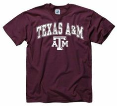 Texas A Aggies Youth Maroon Perennial Ii T-Shirt by New Agenda. $12.99. Officially licensed. Lightweight t-shirt. 100% Cotton knit construction. Rib knit collar makes it ultra wearable. Durable screen print graphics. Here we go Aggies, here we go (clap, clap). Be the best dressed fan in the stands as you rally and cheer for your favorite team in this super stylish and ultra comfortable t-shirt by New Agenda. Featuring 100% cotton construction and bold screen print ...