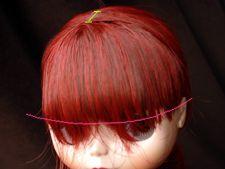 Hair – Factory Fringe Repair – Better Bangs!