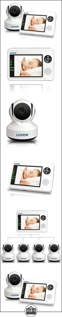 Luvion Essential - Vigilabebé (Batería, Color blanco, Litio)  ✿ Vigilabebés - Seguridad ✿ ▬► Ver oferta: http://comprar.io/goto/B00R9F1C06