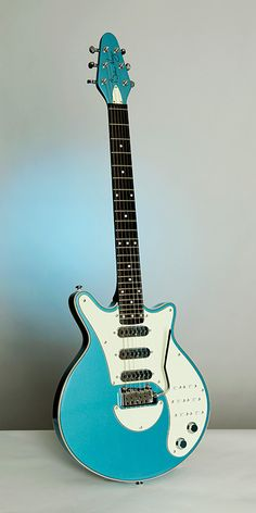 Brian May Special - Ltd. Edition - Windermere Blue