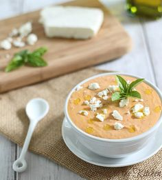 tried this last night, delish! except I didn't use the beans.  Roasted Red Pepper Dip