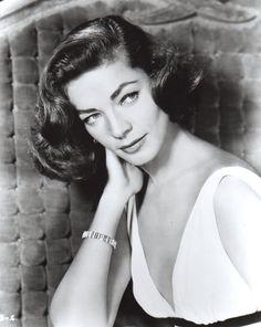 Lauren Bacall, 1956