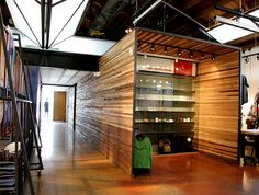 Modern Retail Interiors - Tres Birds Workshop, via Flickr.