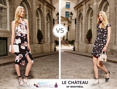 I'd love to win this floral date night look from @LeChateauStyle and @MarcandMandy! http://marcatiyolil.com/contest-its-a-date-with-le-chateau/