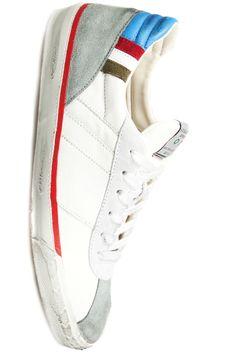 S1932 White - Serafini sneakers
