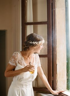 Chic Wedding in Tuscany   Rochelle Cheever Photography   Bridal Musings Wedding Blog