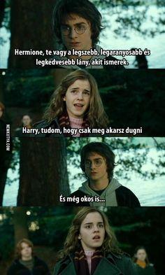 Harry csajozik