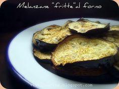melanzane ''fritte'' al forno