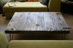 love barn wood coffee tables