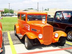 A photo I {Anita Arteese} took at a car show in Kennedale, Texas.