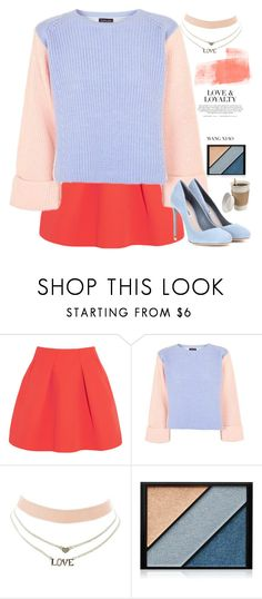 """""""133"""" by erohina-d ❤ liked on Polyvore featuring Kenzo, Topshop, Charlotte Russe, Elizabeth Arden and Miu Miu"""