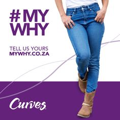 Eyeing those stylish pair of jeans you saw the other day? Want to look great in the ones you have? Tell us your #MYJEANS reason for staying fit & healthy at https://mywhy.co.za/ #MYWHY