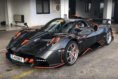 Exotic Sports Cars, Exotic Cars, Custom Pickup Trucks, Top Luxury Cars, Pagani Huayra, Car Gadgets, Car Prices, Unique Cars, Top Cars