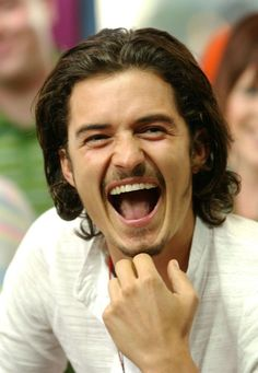Orlando Bloom, actor (Pirates of the Caribbean, Lord of The Rings, The Hobbit). It's only a distant link but Library of Birmingham family tree archives show that Orlando's third great-grandmother was baptised in Birmingham (and was therefore likely to have lived in the city), and her father worked as a gun maker in city