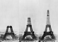 Exposition Universelle, Paris, 1889, Eiffel Tower