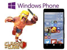 Clash of Clan Windows Phone