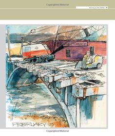 Amazon.com: The Art of Urban Sketching: Drawing On Location Around The World (9781592537259): Gabriel Campanario: Books