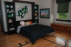 diy modern murphy bed