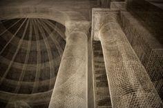 L'installazione di Edoardo Tresoldi per la Basilica paleocristiana di Siponto © Giacomo Pepe 9 | Artribune