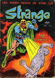 Grande Image de la Couverture Strange N°17