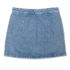 Singer Skirt - Levi Blue