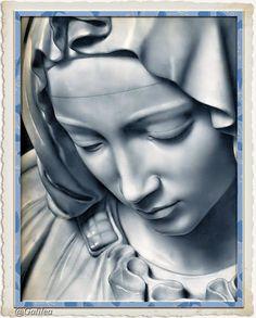 Imágenes de Galilea: Virgen Dolorosa