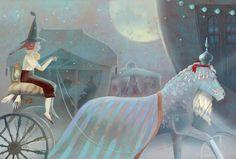 Иллюстрации Гали Зинько