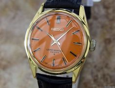 Seiko ad: $810 Seiko Lord Marvel 36000 Bph Mens Vintage 5740 8000 Day Date... Manual winding; Condition 1 (mint); Year 1970-1979; Location: United States, CA, LOS ANGELES