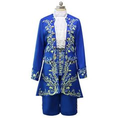 The Beauty and the Beast Cosplay Beauty And The Beast Costume, Beauty And The Beast Movie, Nylons, Carnival Outfits, Carnival Clothing, Prince Costume, Cosplay Outfits, Halloween Costumes, Halloween Party