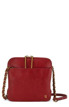 Elliott Lucca 'Zoe' Leather Crossbody Bag