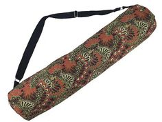 Yoga Mat - Clay Forest Peacock Yoga Mat Bag - Global Groove (Y) - Yoga Mat by DynActive- inch Thick Premium Non Slip Eco-Friendly with Carry Strap- TPE Material The Latest Technology in Yoga- High Density Memory Foam- Non Toxic, Latex Free, PVC Free Meditation Bowl, Fair Trade Jewelry, Ethical Shopping, Boho Home, Yoga Mat Bag, Free Yoga, Yoga Tips, Latex Free, Yoga Fitness