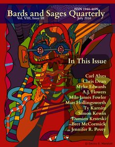 """Read """"Bards and Sages Quarterly (July by Milo James Fowler available from Rakuten Kobo. Since the Bards and Sages Quarterly has brought fans of speculative fiction an amazing variety of short stories fr. Short Stories, Sage, Free Apps, Audiobooks, Fiction, Ebooks, Dean, Flowers, Salvia"""