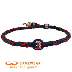 99f4df2df70 Boston Red Sox Frozen Rope Necklace by GameWear™ - MLB.com Shop Fenway Park