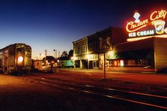 Cream City/Train Depot in Cookeville