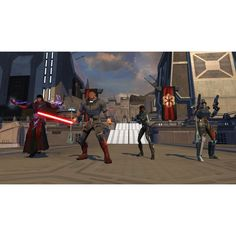 Star Wars: The Old Republic - GameCard SWTOR 60 Days - EU  Discover a Fully Featured MMO - Join your friends and experience player-vs.-player Warzones, multi-player Flashpoints, multi-group Operations, guilds, auction houses, crafting, mounts, and much more...