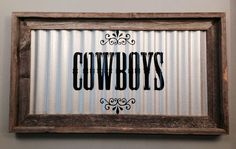 corrugated metal signs - Google Search