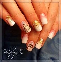 #гель_лак #лак #маникюр #дизайн_ногтей #ногти #новогодний_маникюр #снежинки МАТЕРИАЛЫ для НОГТЕЙ: http://amoreshop.com.ua