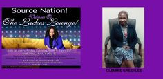 http://www.blogtalkradio.com/sourceradio/2015/05/01/everything-wkathyb-timna-clemmie-greenlee-bigg-mommap-mizt  Source Nation! Join us tomorrow night for another amazing show in The Ladies Lounge as Kathy B welcomes a Phenomenal woman into the studio, Clemmie Greenlee​, one of the country's leading advocates for families  of murdered victims and survivors of the Sex Trade. Tune in to hear Clemmie Greenlee​'s amazing story. Call in and be a part of the conversation at 619-924-0933.  You've…