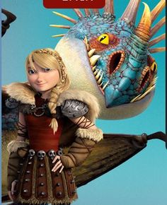 Astrid-and-Stormfly-how-to-train-your-dragon-36858568-330-406.jpg (330×406)