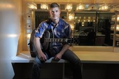'Nashville' star Chris Carmack navigates celebrity after his days as 'The O. Chris Carmack, Nashville Star, The Oc, New Opportunities, A Decade, Celebrities, Image, Style, Swag
