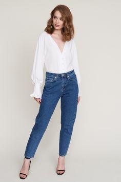 Iris mom jeans 49.99 EUR, Farkut - Gina Tricot