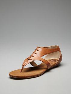 Rulah Lace-Up Sandal