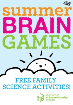 Museum of Science and Industry | Summer Brain Games