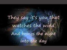 Mazzy Star - Be My Angel (lyrics)