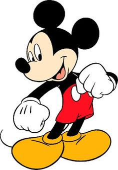 """Fun fact: Disney intended for Mickey Mouse's  name to be """"Mortimer"""" but a friend convince him to change the name to """"Mickey."""" -eonline.com"""