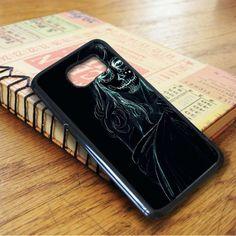Girl Sugar Skull Samsung Galaxy S7 Case