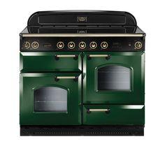 range ovens green - Google Search