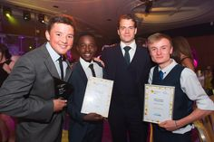 Midton was delighted to manufacture the National Fundraising Awards. Can anyone spot a familiar face? #HenryCavill