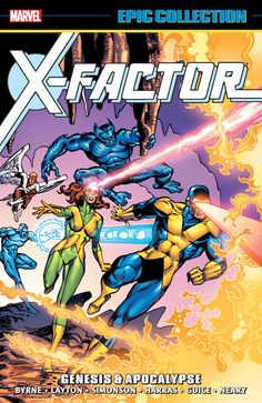 X-Factor Epic Collection: Genesis & Apocalypse #1 - TPB (Issue)